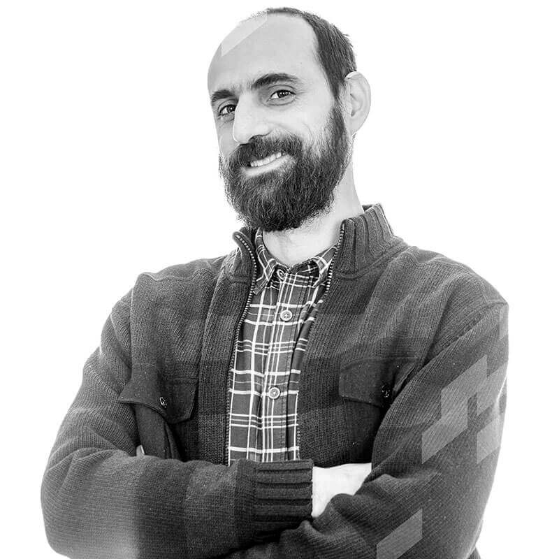 GANTABI Equipo Alberto Alvarez Frontend Developer