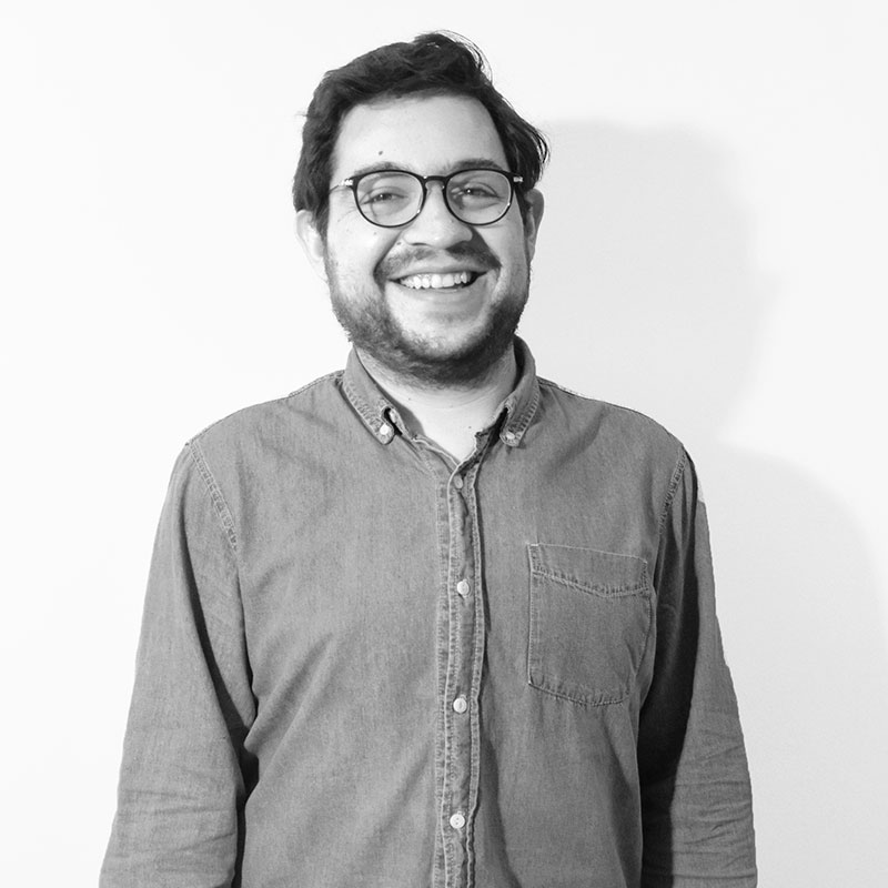 GANTABI equipo Camilo Pinheira-Business Intelligence Analyst